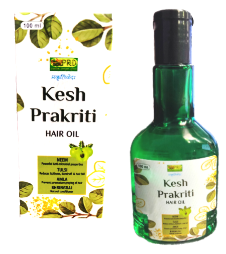KESH PRAKRITI HAIR OIL